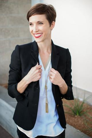 reachel bagley is a fashion consultant blogger at cardigan empire