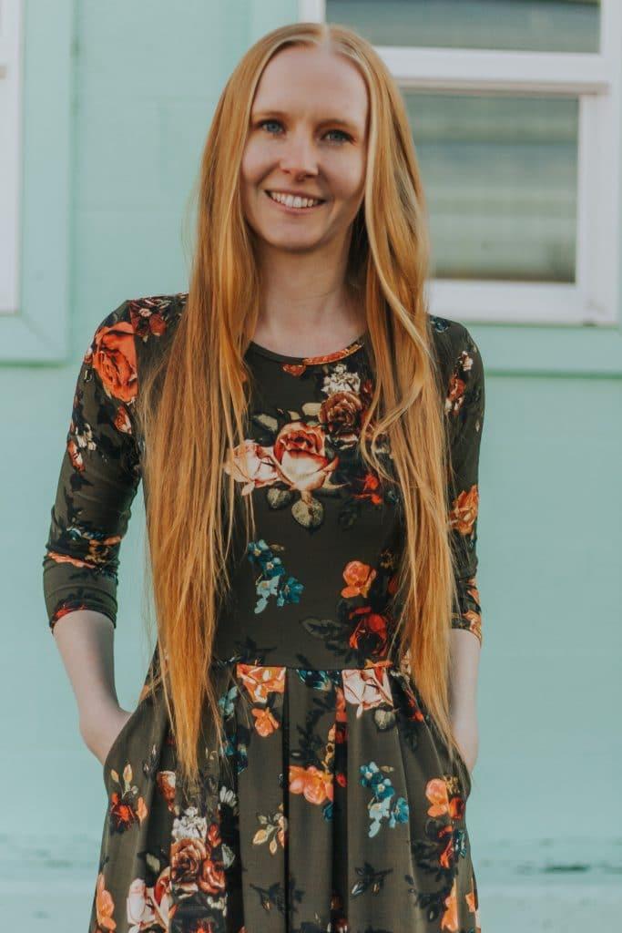 Elizabeth Morgan is the modest fashion blogger behind Cleo Madison