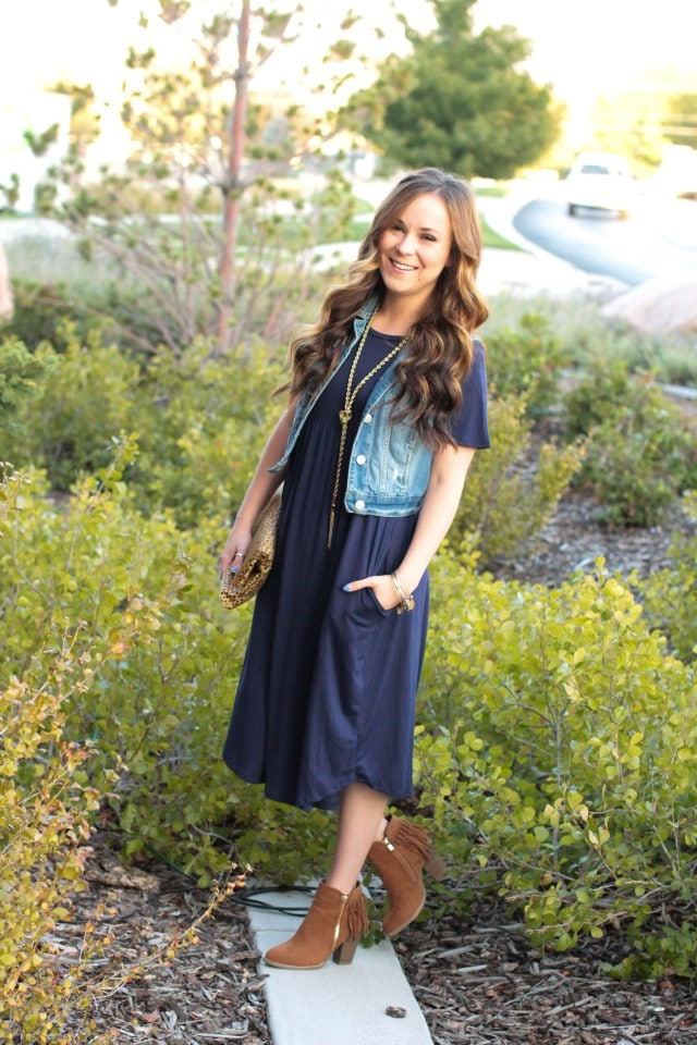 modest style blogger and owner