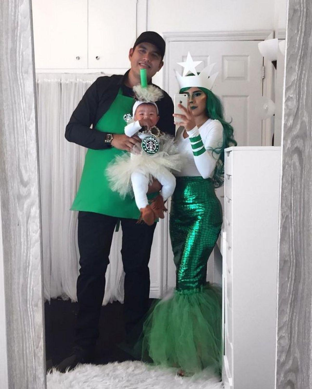 Starbucks costumes