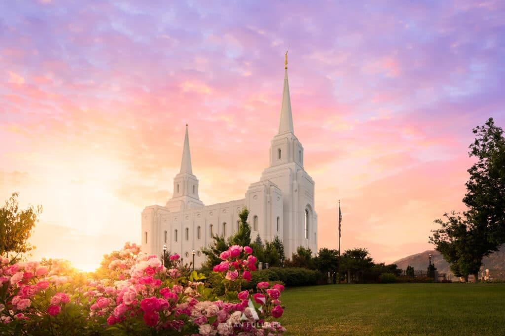 bountiful utah temple