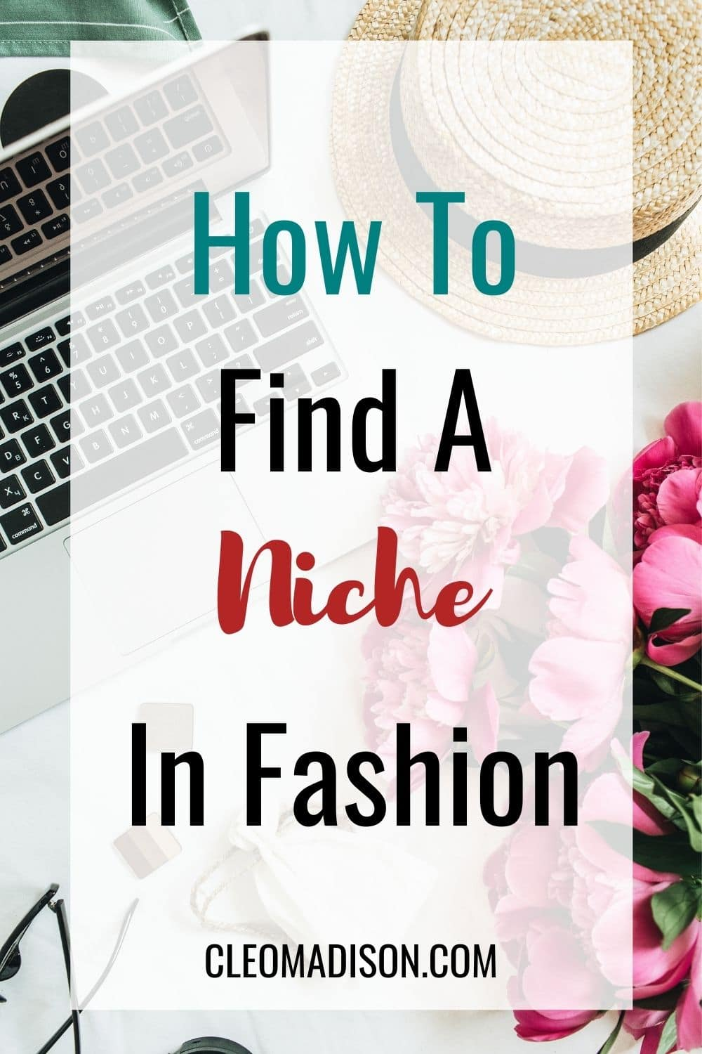 how to find a niche in fashion