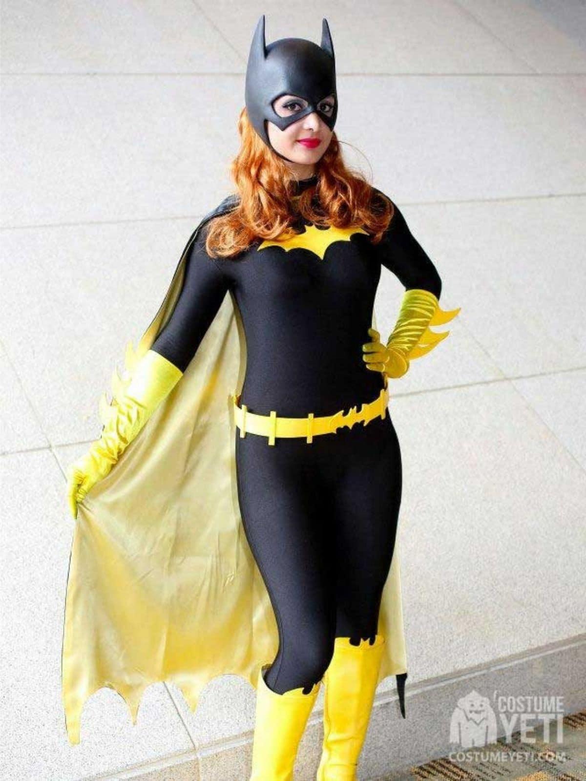 modest batwoman costume