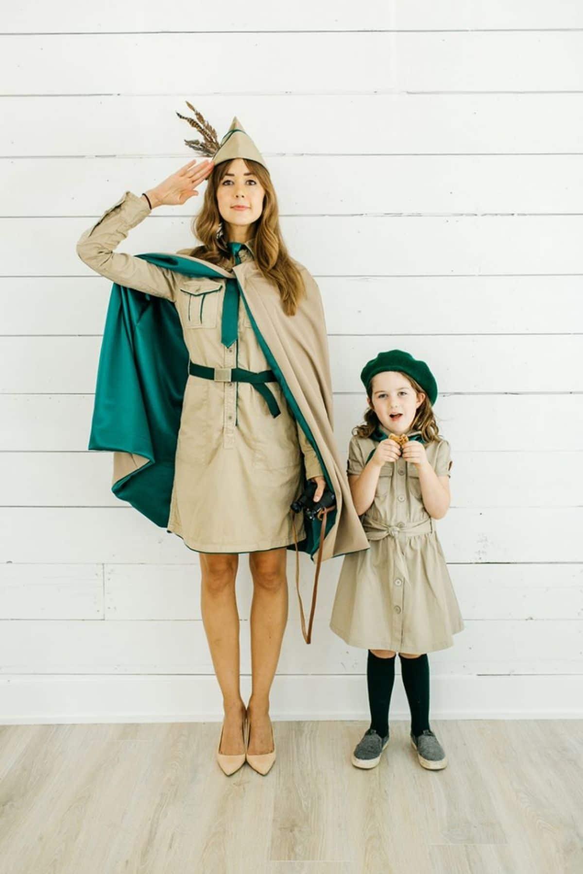 Troop Beverly Hills costumes