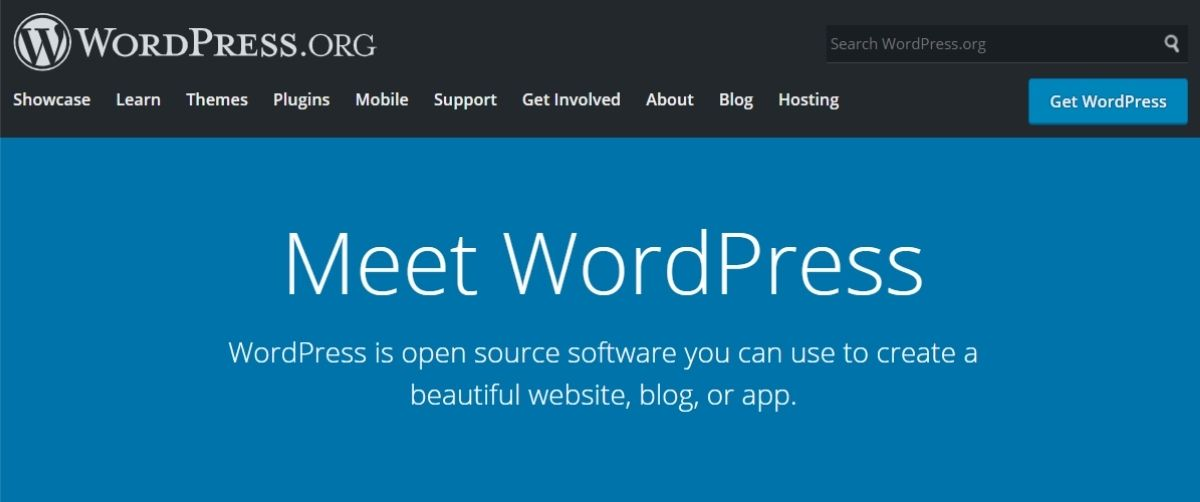 wordpress.org is the top blogging platform